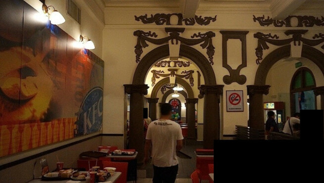Penang's Oldest & Most Unique KFC Outlet Housed in a British Colonial Building Closing Down on March 16 - WORLD OF BUZZ 1