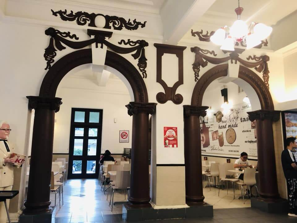 Penang's Oldest & Most Unique KFC Outlet Housed in a British Colonial Building Closing Down on March 16 - WORLD OF BUZZ 5