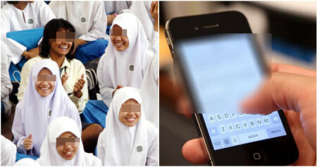 Police Have Caught a 17yo Johorean Boy Who Solicited Nudes from Over 20 Primary and Secondary School Girls - WORLD OF BUZZ