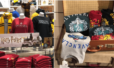 Potterheads! SPAO Malaysia Just Launch Their Harry Potter Collection & We Are Getting Everything! - WORLD OF BUZZ 8