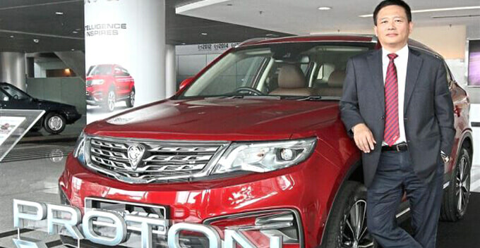 Proton CEO, Dr Li Works 12 Hours A Day, 6 Days Per Week To Revamp Pro - WORLD OF BUZZ