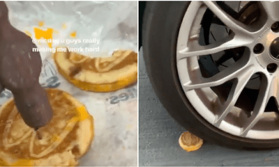 Singaporean Shares Funny Attempts To Defeat The McGriddles After Receiving A Frozen One - WORLD OF BUZZ 3