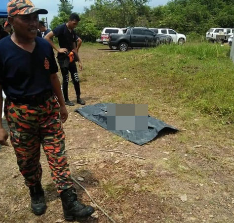 Skull and Chunks of Flesh Found in Negeri Sembilan Reservoir Proven to Belong to Man Who Went Missing 8 Months Ago - WORLD OF BUZZ