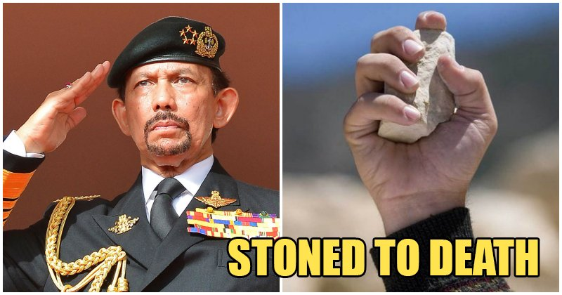 Starting April, Brunei Will Stone People Who Are Involved In Same-Sex Activities To Death - World Of Buzz 3