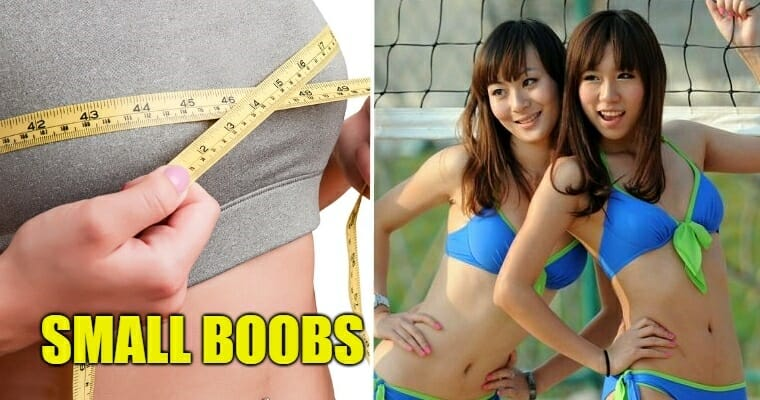 Study Shows Malaysian Women Have The Second Smallest Boobs In The World - WORLD OF BUZZ 6