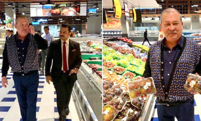 Johor Sultan Plans To Open Up Hypermarket That Guarantees - WORLD OF BUZZ