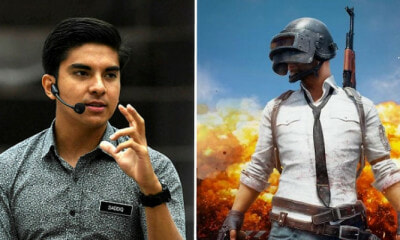 "Syed Saddiq Defends PUBG, Says The Game Has ""Nothing To Do With Violence"" - WORLD OF BUZZ 5"