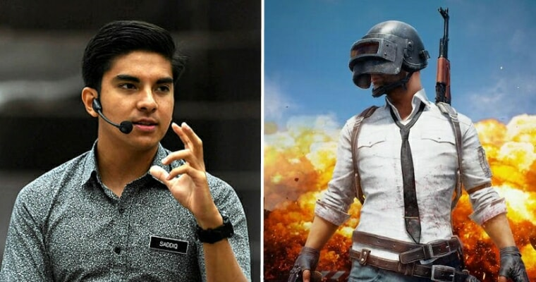 """Syed Saddiq Defends PUBG, Says The Game Has """"Nothing To Do With Violence"""" - WORLD OF BUZZ 5"""