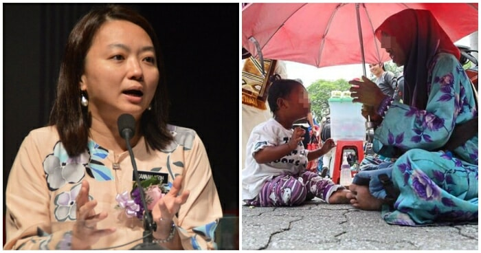 Syndicates Exploiting Child Beggars Could Face Fine up to RM20k and 5 Years' Jail, Says Hannah Yeoh - WORLD OF BUZZ