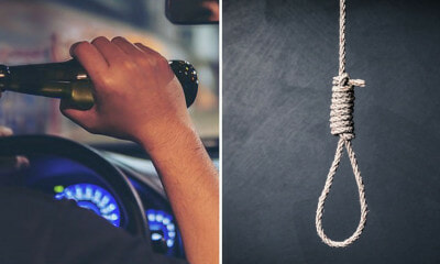 Taiwan Could Impose Death Penalty For Drunk Drivers Who Cause Fatal Accidents - WORLD OF BUZZ 3