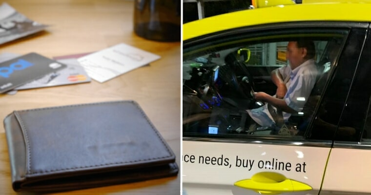 Taxi Driver Lends Passenger Who Forgot Wallet Rm15 To Buy Pregnant Wife Dinner Despite Doubts - World Of Buzz 3