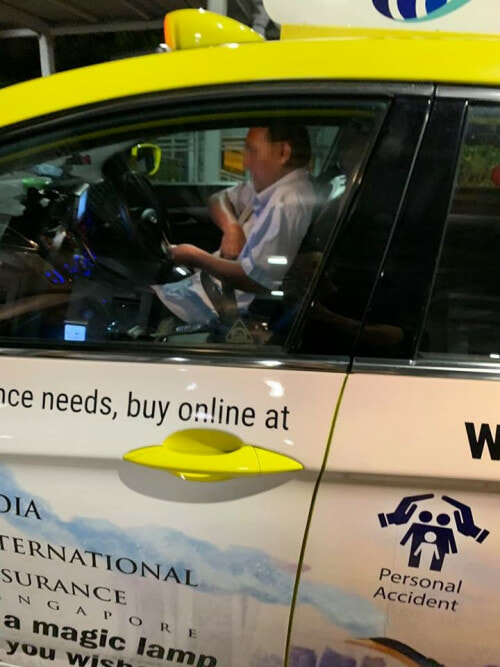 Taxi Driver Lends Passenger Who Forgot Wallet Rm15 To Buy Pregnant Wife Dinner Despite Doubts - World Of Buzz 4
