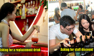 [Test] We Asked a Bartender to Share the Sassiest Things M'sian Millennials Have Done at a Bar - WORLD OF BUZZ 5