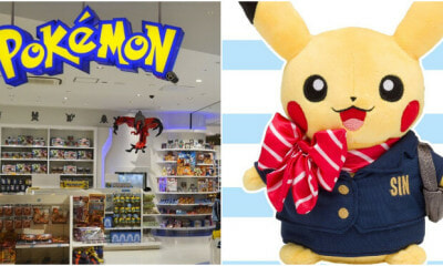 The First Pokemon Center Outside of Japan is Coming to Singapore, and It's Opening on April 2019! - WORLD OF BUZZ