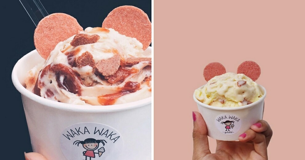 There's Now A Haw Flakes-Flavoured Ice Cream & We Don't Know Haw To React - World Of Buzz