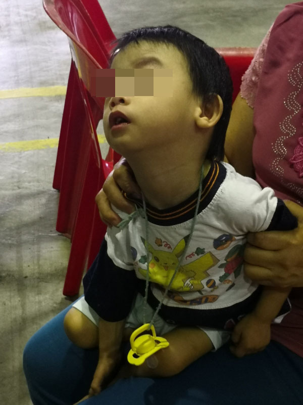 This 2Yo M'sian Boy With Down Syndrome Was Cared For By Nanny For A Year, Now His Father Won't Take Him Back - World Of Buzz