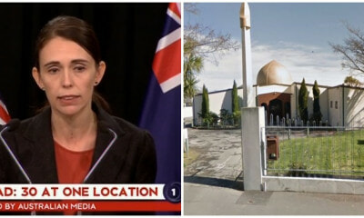"""This Is One Of New Zealand's Darkest Days"" NZ PM Condemns Christchurch Shooting as Terrorist Attack - WORLD OF BUZZ"