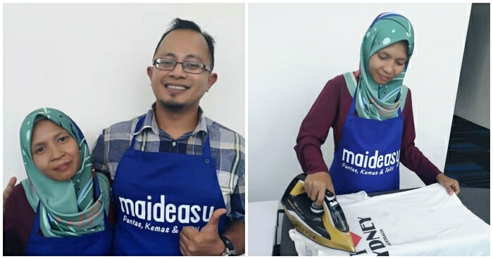 This M'sian Couple Quit High-Paying Corporate Jobs to Become Cleaners, This is Their Story - WORLD OF BUZZ 2