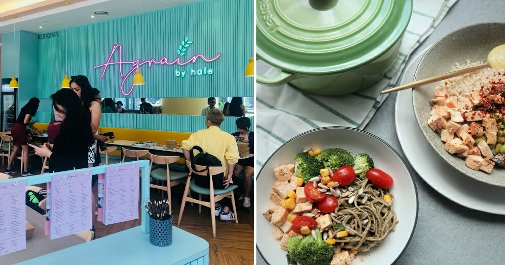This New Restaurant Chain In Kl Serves Healthy & Delicious Food That's Also Affordable! - World Of Buzz