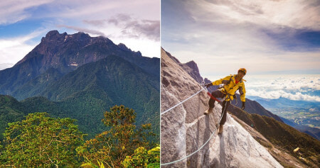 Tourists Leaving Behind Notes With Their Names On Top Of Mount Kinabalu - WORLD OF BUZZ