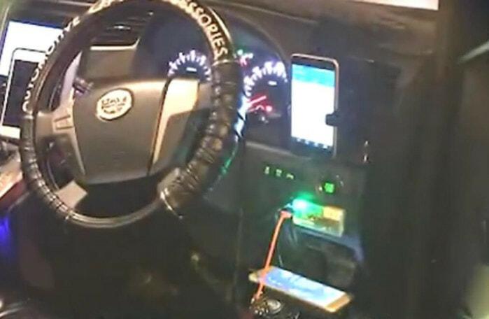 Uber Upskirt - WORLD OF BUZZ 1