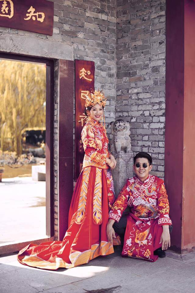 "Woman Goes Viral For Her Insta-Perfect, Super-Budget ""DIY-TaoBao"" Wedding - WORLD OF BUZZ 1"