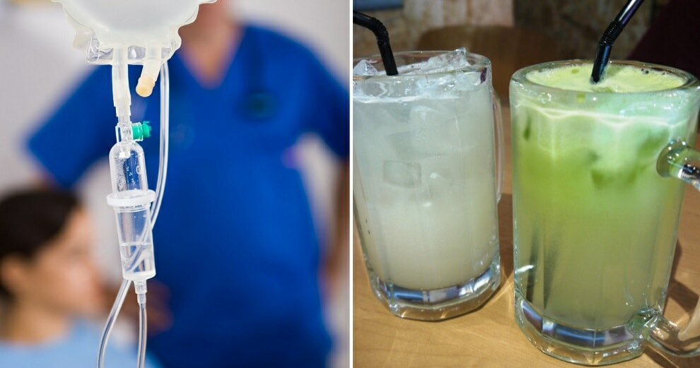 Woman Suffers Lung, Kidney, Liver & Heart Damage After Injecting Herself With Fresh Fruit Juice - WORLD OF BUZZ 3