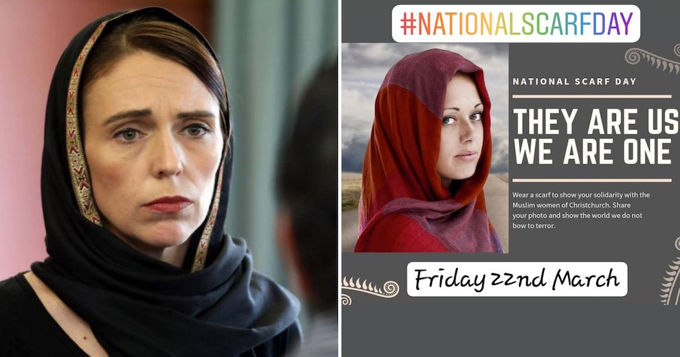 Women In New Zealand Plan To Wear Hijab In Solidarity With Muslim Community This 22Nd March - World Of Buzz 3