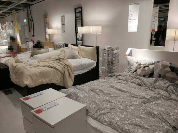 Wrecked: Ikea Penang's Showrooms Destroyed By Some Malaysians - World Of Buzz 2