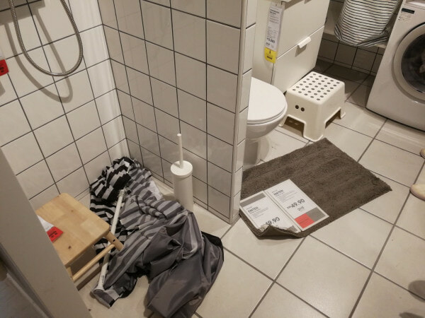 Wrecked: Ikea Penang's Showrooms Destroyed By Some Malaysians - World Of Buzz 3