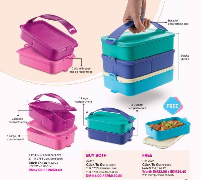 Your Mum's Tupperware Might Be Worth Hundreds Of Ringgit On Etsy And Ebay! - World Of Buzz 5