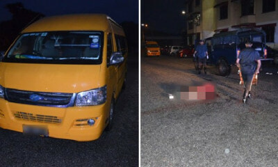 10yo M'sian Girl Killed By Bus Driver Who Crashed Into Her Just As She Got Off The Vehicle - WORLD OF BUZZ 1