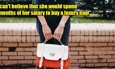 Wife Uses 4 Months of Own Salary to Buy Luxury Handbag, Gets Scolded By Husband for Wasting Money - WORLD OF BUZZ 3