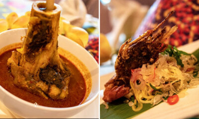 Over 400 Dishes Including a Mouth Watering Assam Pedas Gearbox? This Must be the Best Buffet Ever! - WORLD OF BUZZ