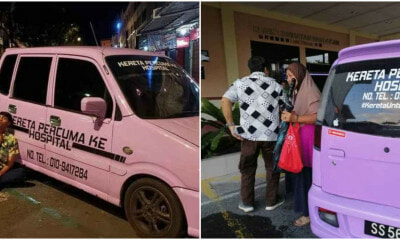 23yo M'sian Offers Free Transport for People Living in Isolated Areas or Villages to Receive Medical Treatment - WORLD OF BUZZ 4