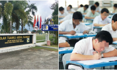 4 Ipoh Students Confirmed to Be Infected by Influenza A (H1N1) Virus After 'Mysterious Illness' Circulates in School - WORLD OF BUZZ 2