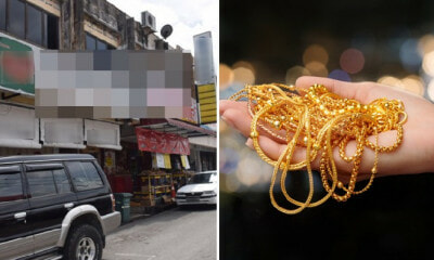 71yo Woman Loses RM20,000 Gold Jewellery to Scammers Near Bentong Market - WORLD OF BUZZ 3