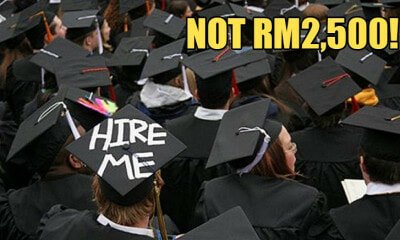Attention Fresh Grads! The Starting Salary in Malaysia is Now RM2,600, Not RM2,500! - WORLD OF BUZZ 3