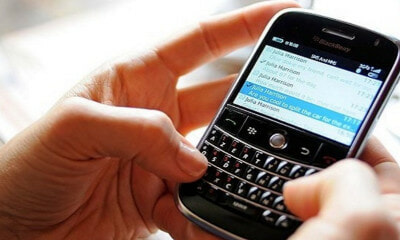 BlackBerry Messenger Will Officially Be Shut Down This 31st May - WORLD OF BUZZ 2