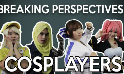 Breaking Perspectives in Malaysia: Cosplayers - WORLD OF BUZZ