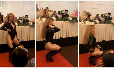 Erotic Dancing At Malay Wedding Triggers - WORLD OF BUZZ 4