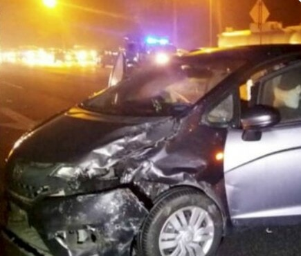 Fatal Accident on PLUS Causes Cars to Skid to Avoid Hitting Body Parts - WORLD OF BUZZ 2