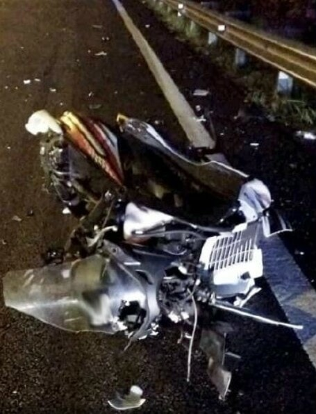 Fatal Accident on PLUS Causes Cars to Skid to Avoid Hitting Body Parts - WORLD OF BUZZ