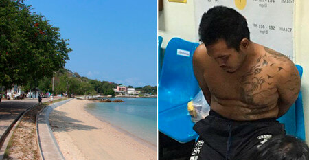 Female Solo Traveller Raped And Killed on Thai Beach After She Ignored The Man's Flirt - WORLD OF BUZZ