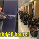 First Person Has Lined Up For 28 Hours To Get Westlife Pre-Sale Tickets at Atria Shopping Gallery - WORLD OF BUZZ 4