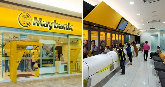 Maybank Will Charge Extra Fee For Credit Card & Loan Repayments Starting October - WORLD OF BUZZ