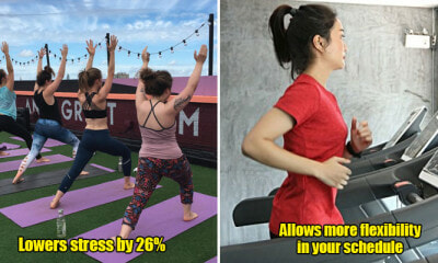 Group Classes vs. Gymming Alone: Which is MOST Effective to M'sians & Why? - WORLD OF BUZZ 4