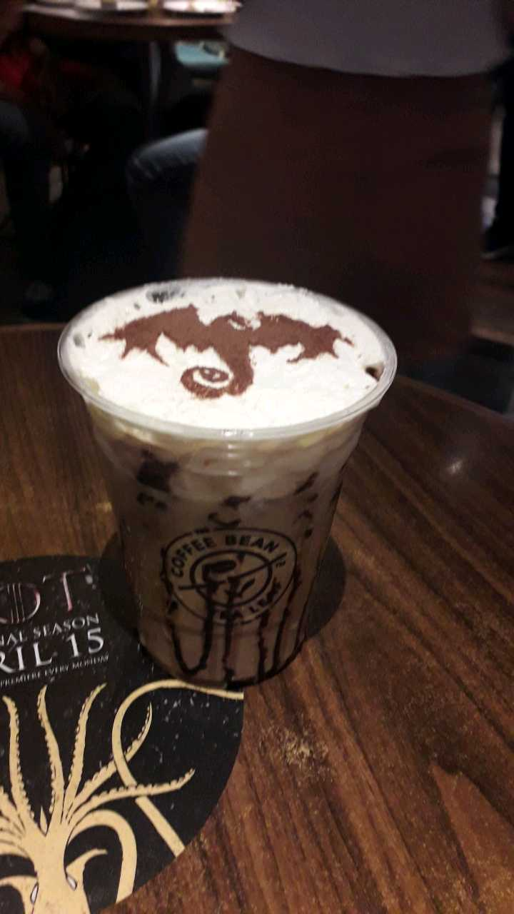 Here's How You Can Get Coffee Bean's Limited Edition Game Of Thrones-Inspired Latte For Free - World Of Buzz 3