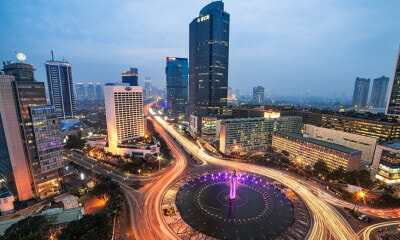 Indonesian Government Reveals Plans to Relocate Its Capital City From Jakarta - WORLD OF BUZZ 2
