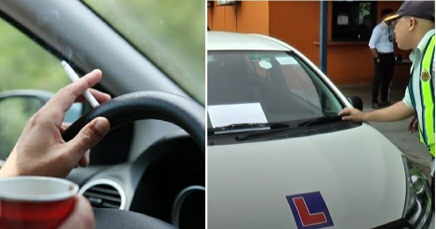 JPJ Issues 14 Summonses to Klang Driving School as Instructors Were Smoking & Sleeping in Class - WORLD OF BUZZ 3